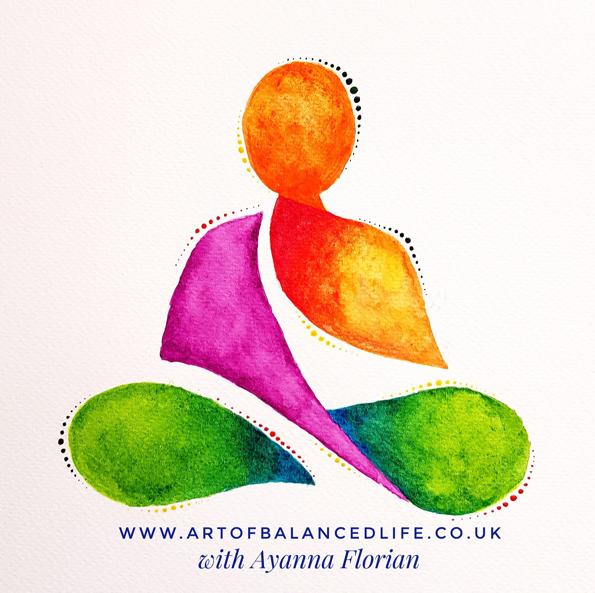 Art of Balanced Life – We built uo the website, please go to facebook page